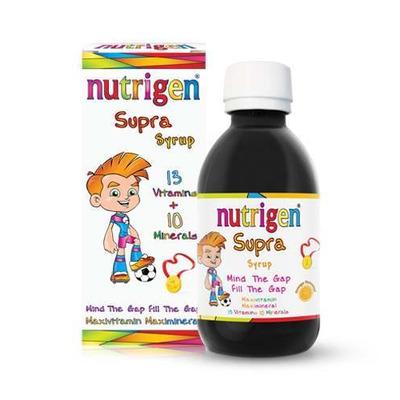 Nutrigen Childrens Supra Syrup Maxi Vitamin & Mineral 200ml