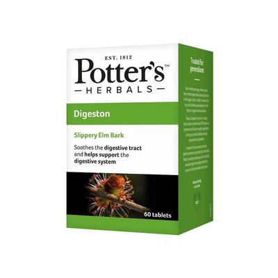 Potter's Herbals Digeston 60 Tablets