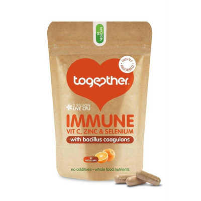 Together Immune Support Supplement 30 Capsules
