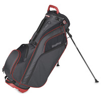 BagBoy Go Lite Hybrid Cart and Golf Stand Bag - Charcoal