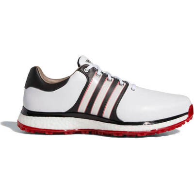 adidas Golf Shoes Tour360 XT SL Boost White Red AW19