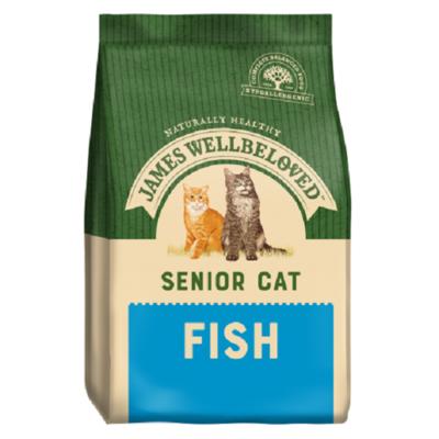 James Wellbeloved Life Stage Fish Senior