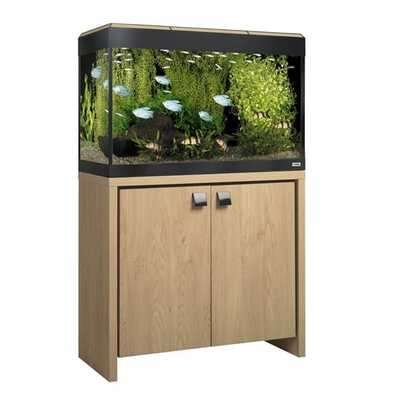 Fluval Roma 125 Oak Finish