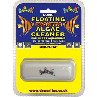 Fish R Fun Floating Magnetic Algae Cleaner
