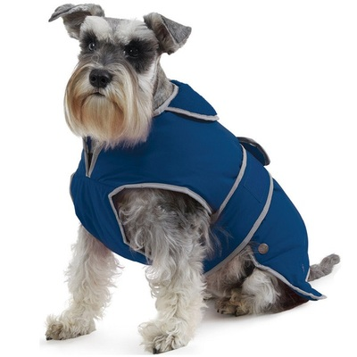 Ancol Navy Blue Stormguard Dog Coat