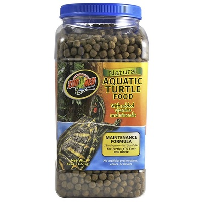 ZooMed Aquatic Turtle Food Maintenance Formula