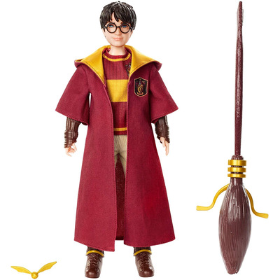 Harry Potter Quidditch Doll - Harry Potter