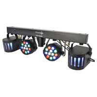 LED Derby and Wash Effects Lighting Set