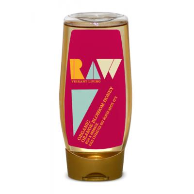 Raw Health Raw Organic Orange Blossom Honey 350g