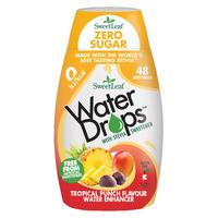 Natural Stevia Water Drops Tropical Punch 48ml
