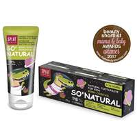 Natural Toothpaste for Kids Berry Cocktail, SO' NATURAL 73g