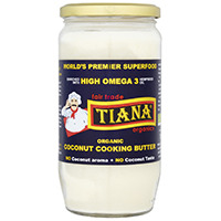 Omega 3 Coconut Cooking Butter 750ml