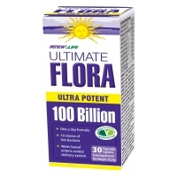 Ultimate Flora Ultra Potent 100 Billion 30's