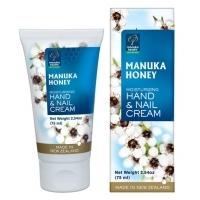 Manuka Honey Hand & Nail Cream 75ml
