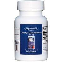 Acetyl-Glutathione 60's