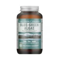 Blue Green Algae Pure Klamath Crystals 100% Organic 90's