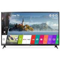 """Image of LG 43"""" Ultra HD 4K HDR Smart LED TV with Freeview Play Built-in Wifi - 43UJ630V"""