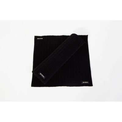 Back on Track® Equine / Horse Scandic PK Leg Wraps - 30cm x 40cm Black