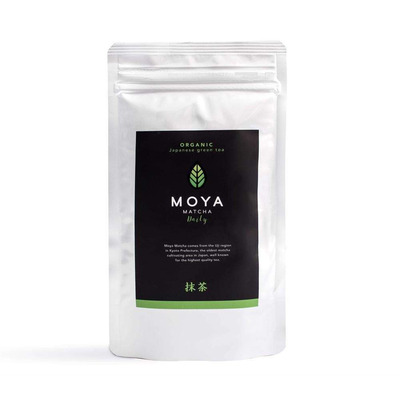 Moya Organic Matcha Daily 100g