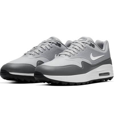 Nike Golf Shoes Air Max 1 G Pure Platinum 2019