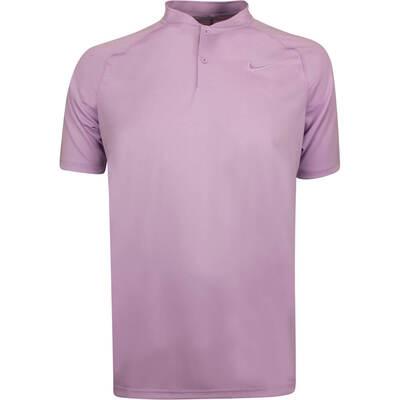 Nike Golf Shirt NK Dry Momentum Blade Lilac Mist SS19