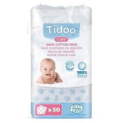 Tidoo Organic Maxi Cotton Pads
