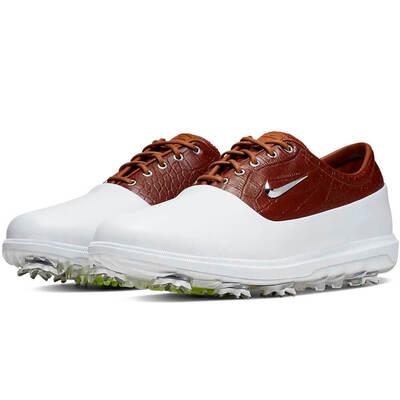 Nike Golf Shoes Air Zoom Victory Tour White British Tan 2019