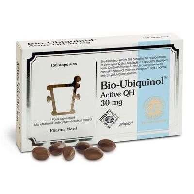 Pharma Nord Bio-Ubiquinol Active QH 30mg 150 Capsules