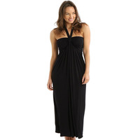 Freya 5018 Fantasie Aphrodite Halterneck Maxi Dress 5018 Black 5018 Black