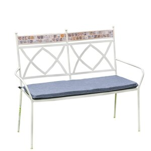 LG Outdoor Morocco 2 Seater Bench