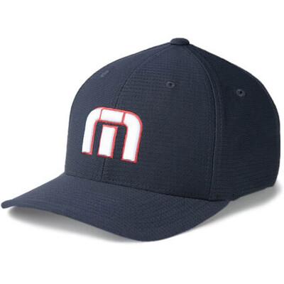 TravisMathew Golf Cap Undercover Icon Navy SS19