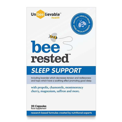 UnBEElievable Health Bee Rested 20 Capsules