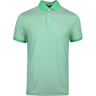 RLX Golf Shirt Featherweight Airflow Kelly Green AW19