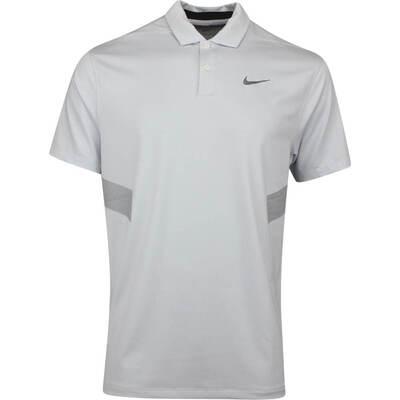 Nike Golf Shirt Vapor Reflective Pure Platinum AW19
