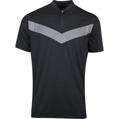 Nike Golf Shirt TW Vapor Reflective Blade Black AW19