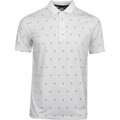 PUMA Golf Shirt Skerries Polo Bright White LE AW19