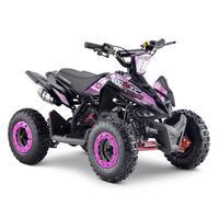 Image of FunBikes 50cc Toxic Petrol Mini Quad Pink
