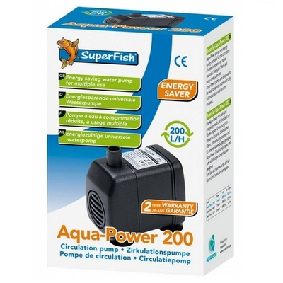 SuperFish AquaPower Pump