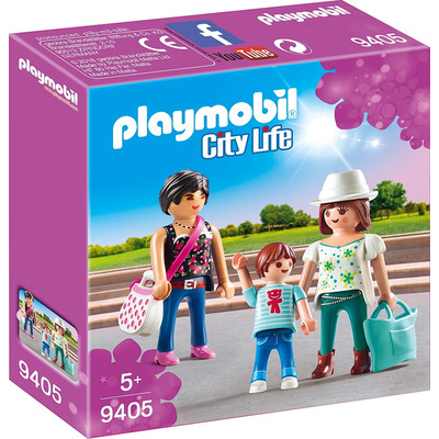 Playmobil Shoppers