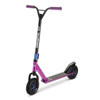 Mashed Up Dirt 200mm Wheel Purple Dirt Scooter