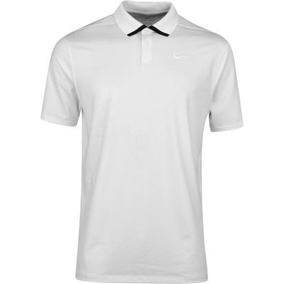 Nike Golf Shirt NK Dry Vapor Solid White SS20