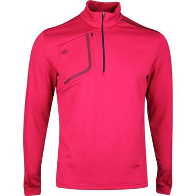 Galvin Green Golf Pullover Dwight Insula Barberry SS20