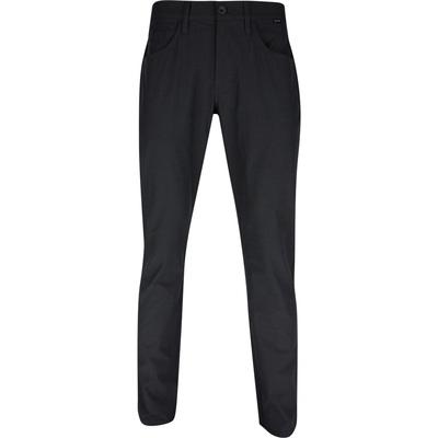 TravisMathew Golf Trousers Beckladdium Black SS20