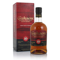 GlenAllachie 10 Year Old Port Wood