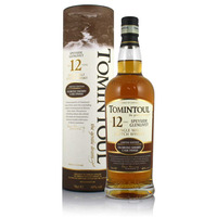Tomintoul 12 Year Old Oloroso Sherry Whisky