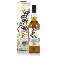 House Baratheon, Royal Lochnagar 12YO Game of Thrones Whisky Collection