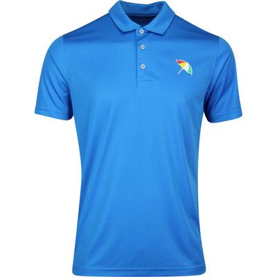 PUMA Golf Shirt Arnold Palmer Umbrella Polo Ibiza Blue 2020