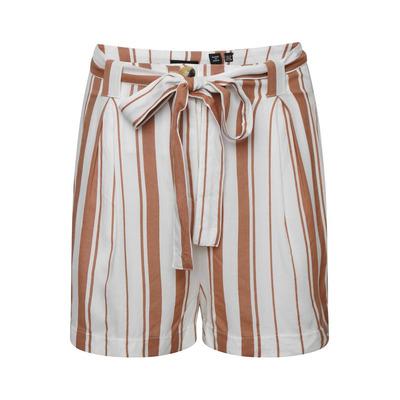 Desert Stripe Shorts - Orange Stripe - 8