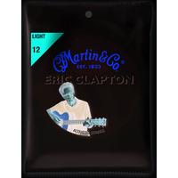 Martin Acoustic Eric Clapton Phosphor Bronze Light Guitar Strings