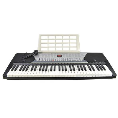 61 Key Electronic Keyboard and Microphone